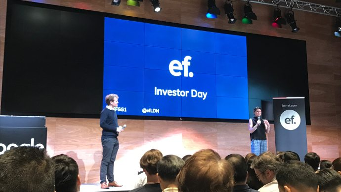 Entrepreneur First Investor Day