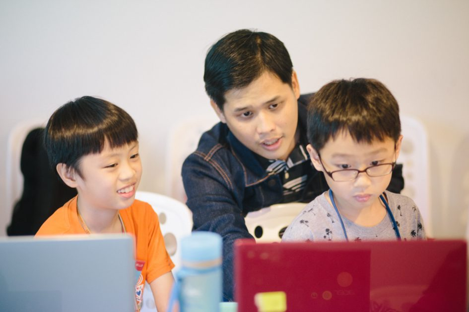 kah chun why kids should code