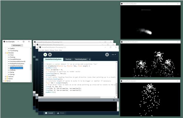 Processing Java