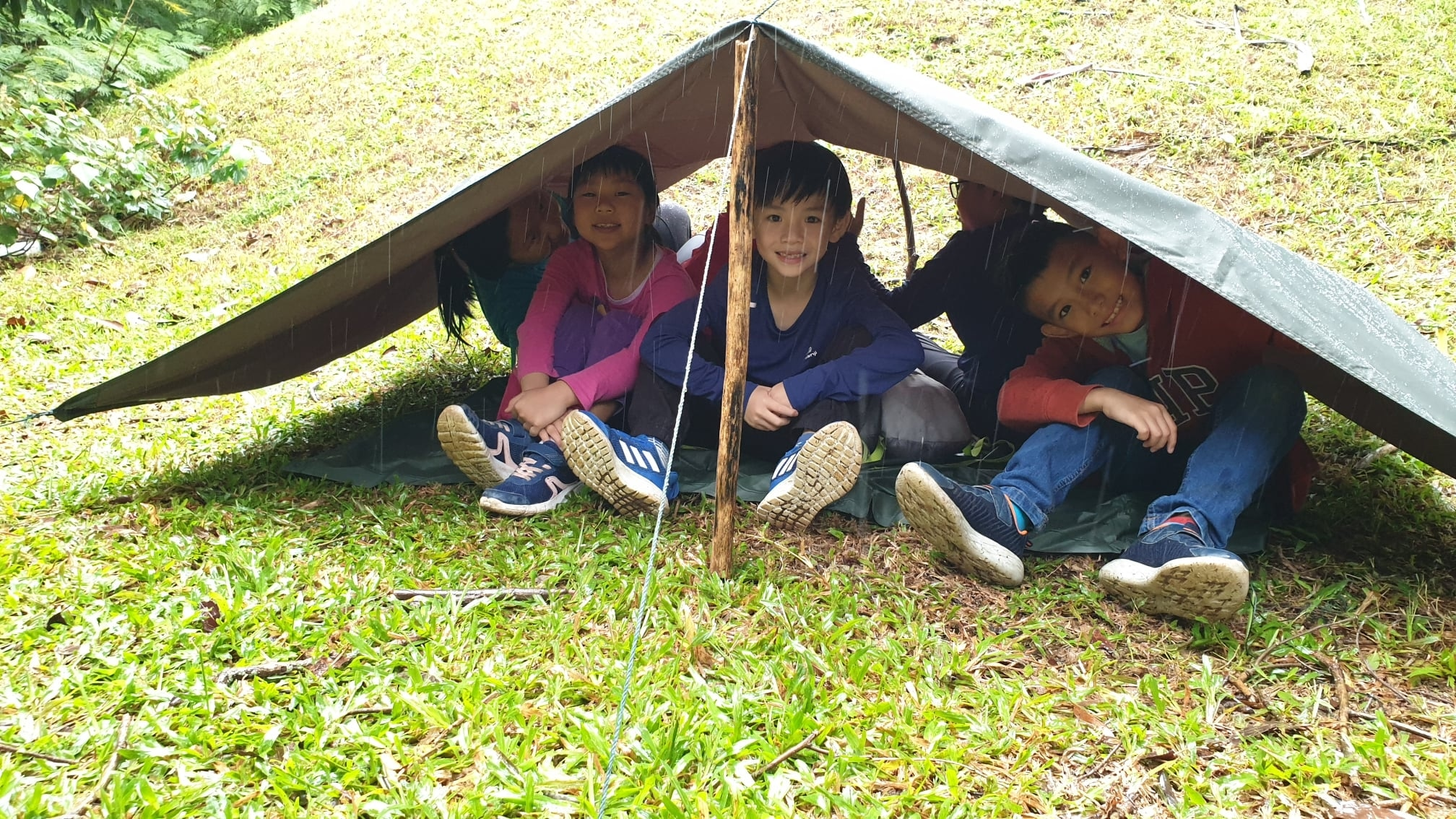 nature explorers school