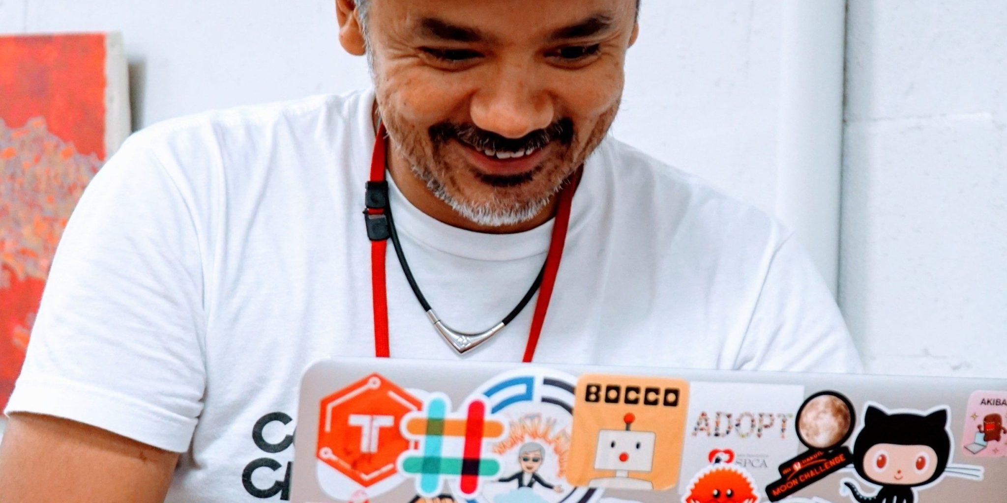 "Friends of Saturday Kids: Kani Munidasa of Code Chrysalis – ""Software is the Future"""
