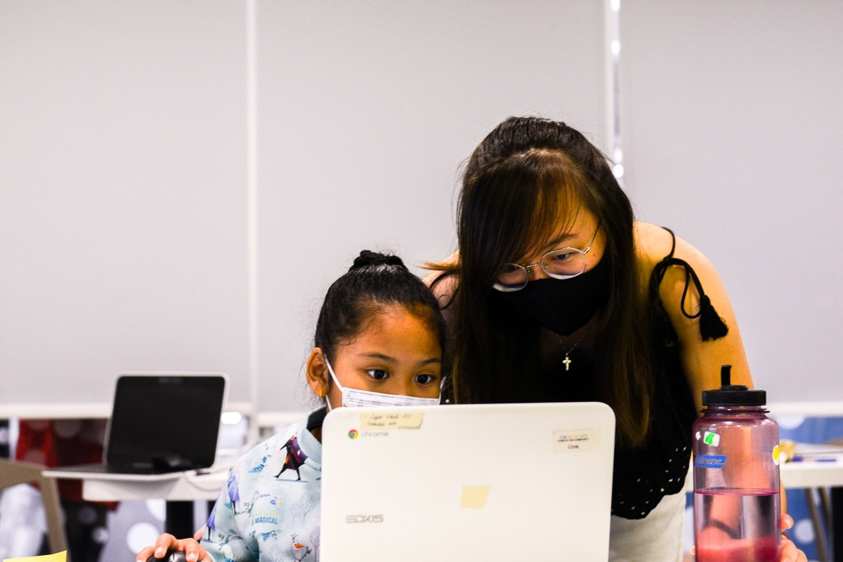 Leave No Child Behind: The Gender Divide in Digital Skills and Why it Matters