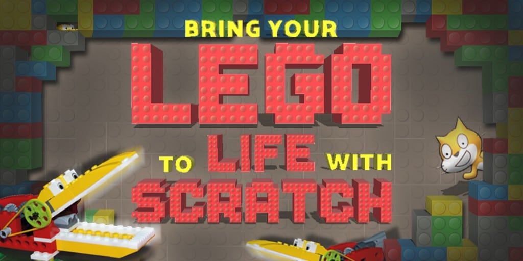 Bring Your Lego to Life with Code