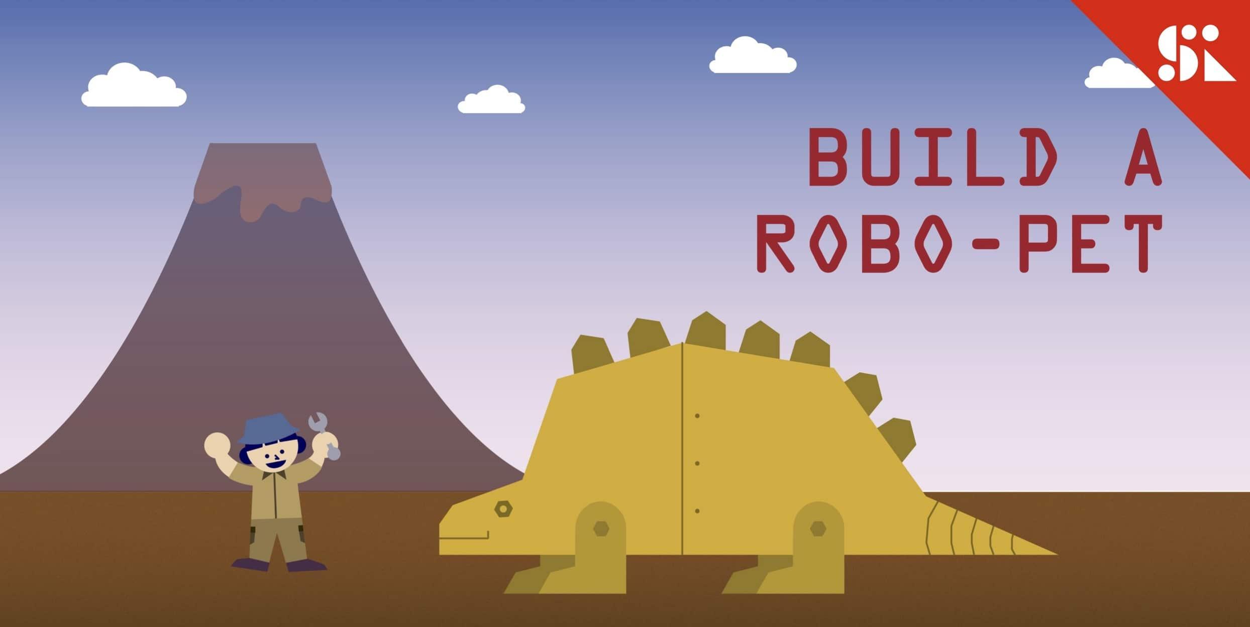 build robopet 3hr course cover