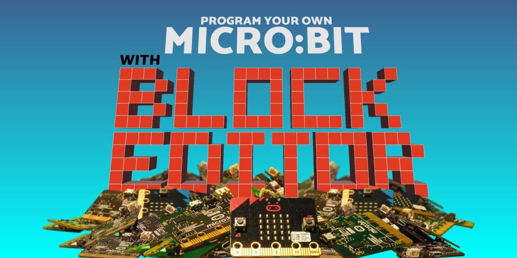 Code & Invent with Micro:bit Block Editor