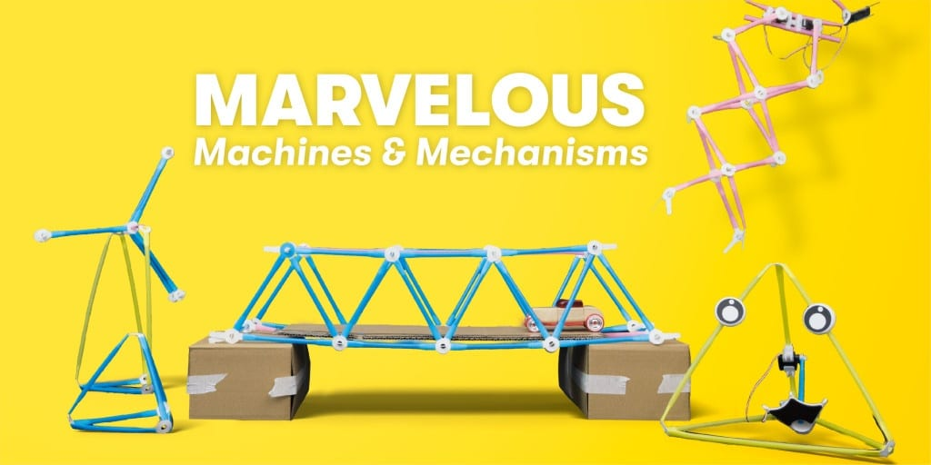 Marvelous Machines & Mechanisms