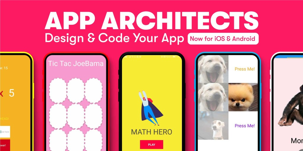 App Architects: Design & Code Your App
