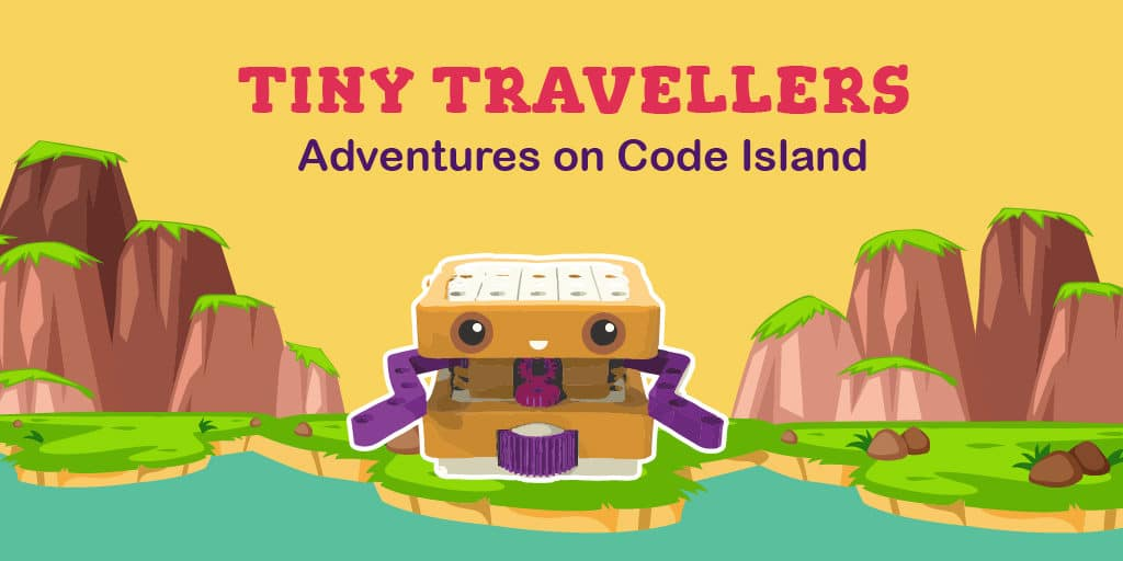 Tiny Travellers: Adventures on Code Island