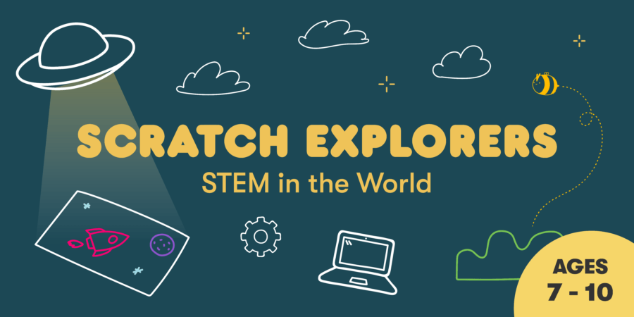 Scratch Explorers: STEM in the World