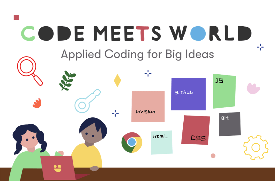 Code Meets World: Applied Coding for Big Ideas