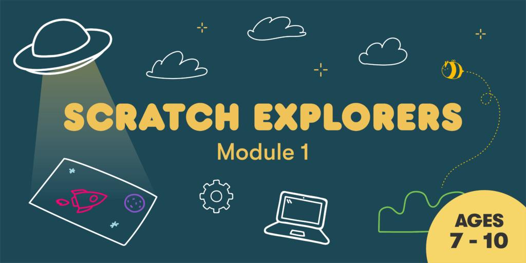Scratch Explorers 1
