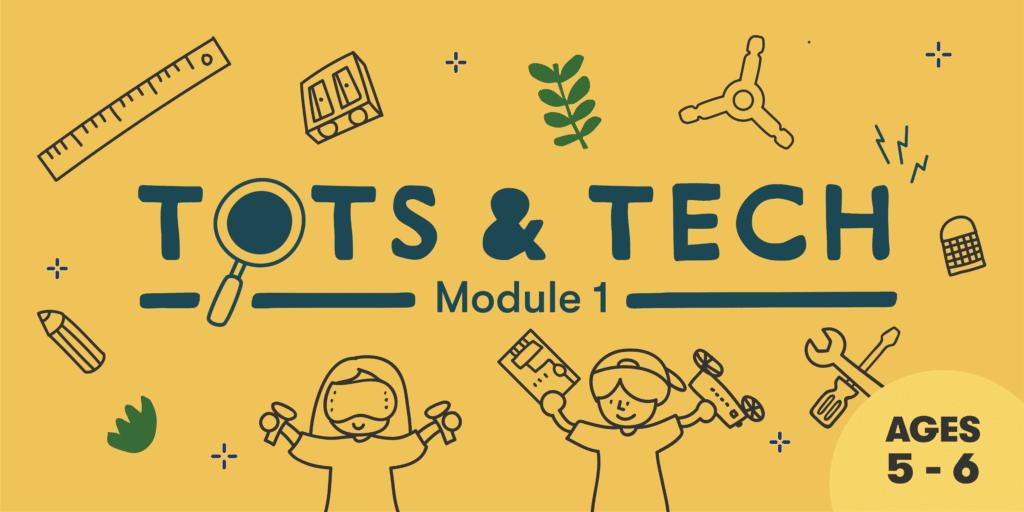 Tots & Tech 1