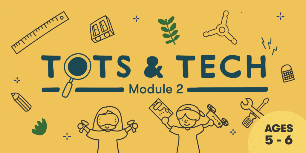 Tots & Tech 2
