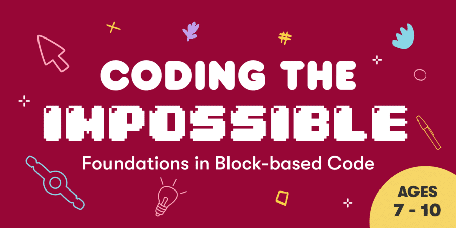 Learn all about block-based programming through the lens of games